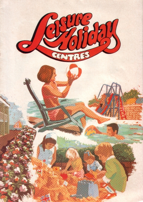 holiday camp poster