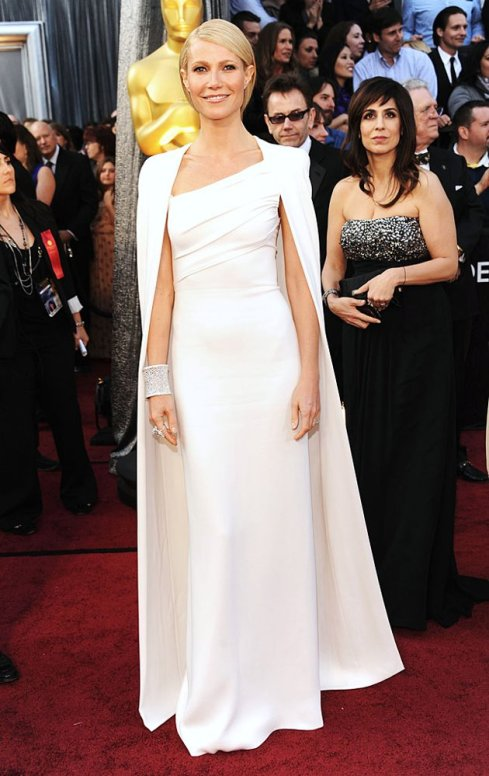 oscar's red carpet 2012
