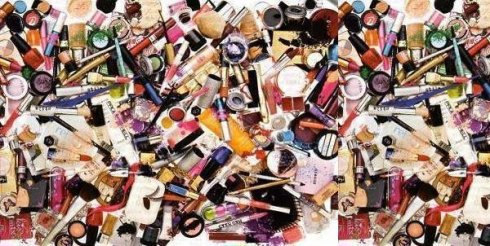 bundle of make-up